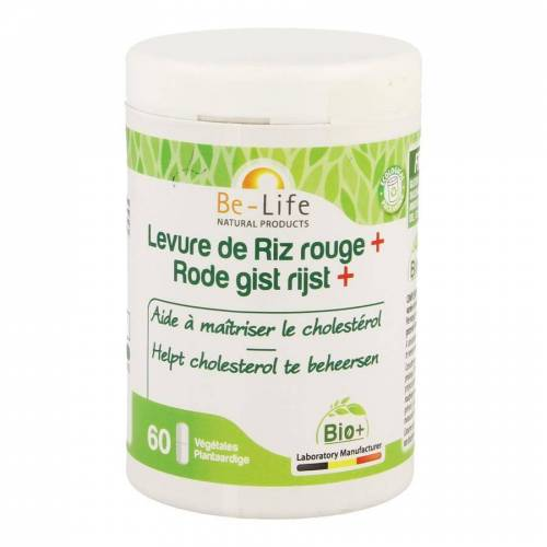 Be-Life Roter Hefe-Reis+ Bio