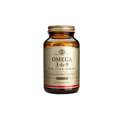 Solgar Omega 3-6-9-
