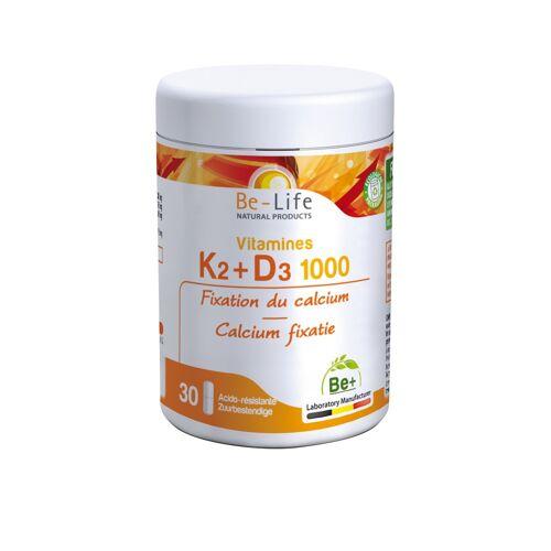 Be-Life Vitamines K2-D3 1000