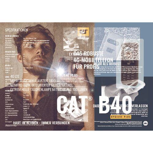 CAT Outdoormobiltelefon B40