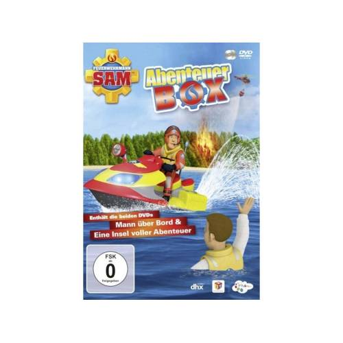 JUSTBRIDGE Feuerwehrmann Sam Feuerwehrmann Sam-Abenteuer Box (2 DVDs)