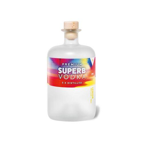 Premium Superb Vodka Zitrone 40% Vol