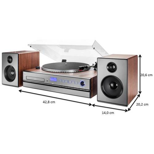 Dual NR 100 X Stereoanlage