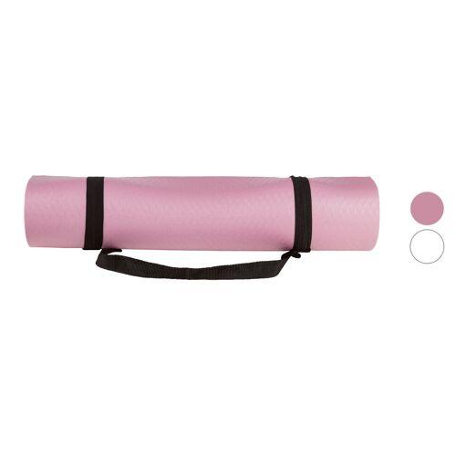 CRIVIT® Yogamatte 180 x 60 cm, mit Tragegurt