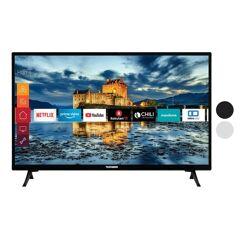 TELEFUNKEN XH32J511 32 Zoll Fernseher (Smart TV inkl. Prime Video / Netflix, HD ready, Triple-Tuner)