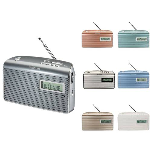 Grundig Music 7000 DAB+ Portables Radio