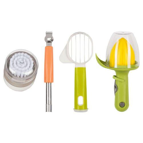 ERNESTO® Obst- und Gemüsehelfer, spülmaschinengeeignet