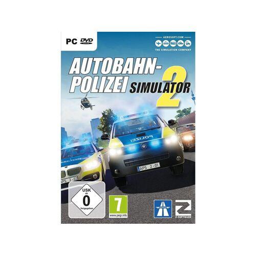 ak tronic Autobahn-Polizei Simulator 2 PC Autobahn-Polizei Simulator 2