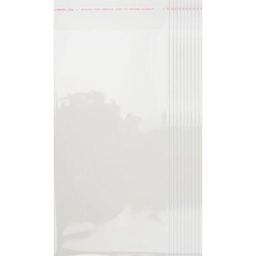 VBS Schutzhülle »Schutzhüllen für Karten«, 22,7x11,6 cm