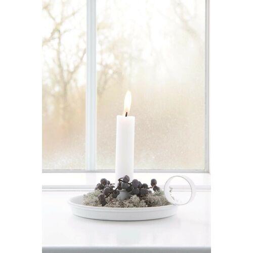 Ib Laursen Kerzenhalter »Kerzenhalter Kammerleuchte weiß«
