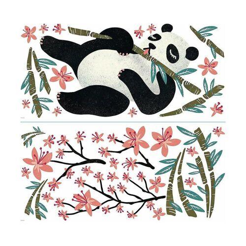 RoomMates Wandsticker »Wandsticker Panda«