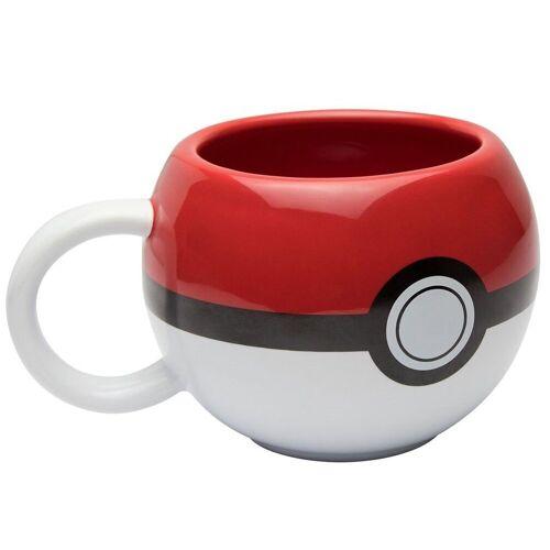 POKÉMON Tasse »Pokémon 3D Tasse: Pokeball«