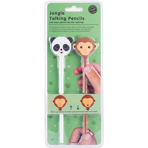 MAGS Bleistift »Sprechende Bleistifte, 2 Stück«