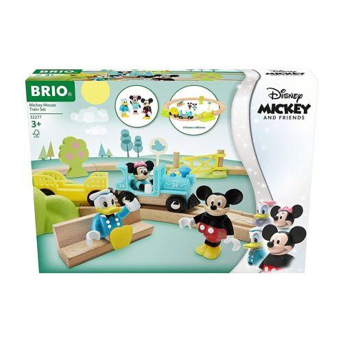 Brio Spielzeugeisenbahn-Set »BRIO Micky Maus Eisenbahn-Set«