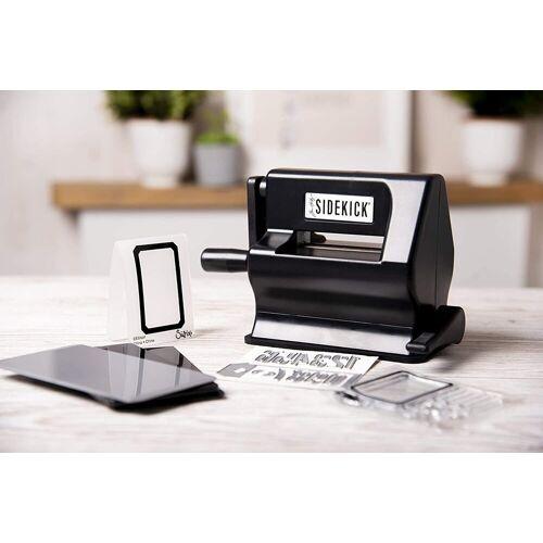 Sizzix Motivstanzer »Sidekick Starter Kit - Stanzmaschine 664175, mit 6,35 cm Öffnung (24-teilig)«
