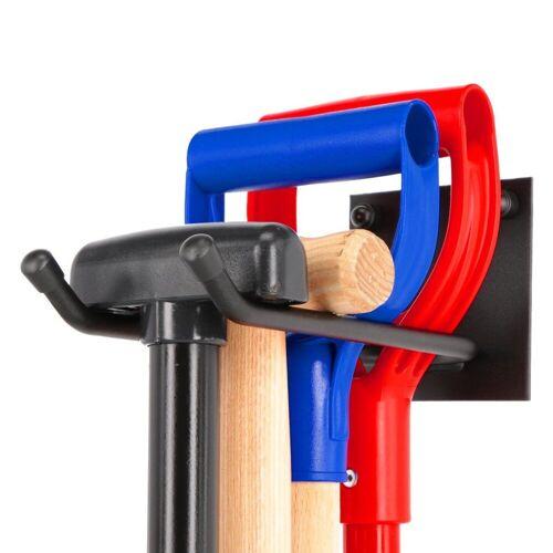 Stillerbursch »Gerätehalter Besenhalter Gartengerätehalter Metall Halterung für Gartengeräte« Gartengerätehalter