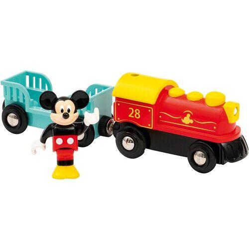 Brio Spielzeug-Eisenbahn »Batteriebetriebener Micky Maus Zug«