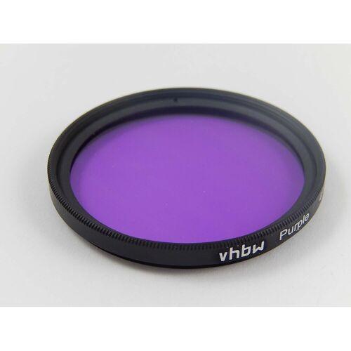 vhbw Schraubfilter (für Kamera / Foto DSLR)