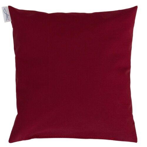 Lou-i Lavendelkissen »Lavendelkissen«, rot 20 cm x 20 cm;30 cm x 30 cm