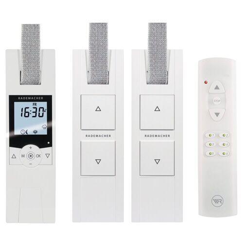 Rademacher »Elektrische Gurtwickler - Starterset. Smarte Rolladensteuerung mit Rolladen Gurtwickler (230V) und Handsender« Smart-Home Starter-Set