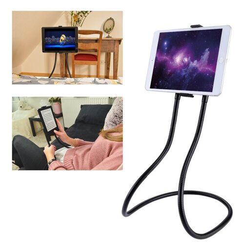 FLEXD-X »FLEXD-TAB« Tablet-Halterung, (Tablethalter Hüfte IPad Halterung Tisch, flexibler Tablethalter Rücksitz)