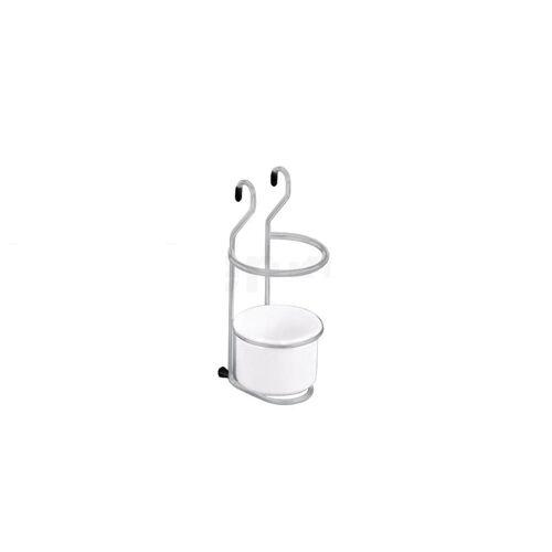 Kesseböhmer Küchenrückwand »Classic kleiner Köcherhalter 125 x 135 x 260 mm für Küchenreling«