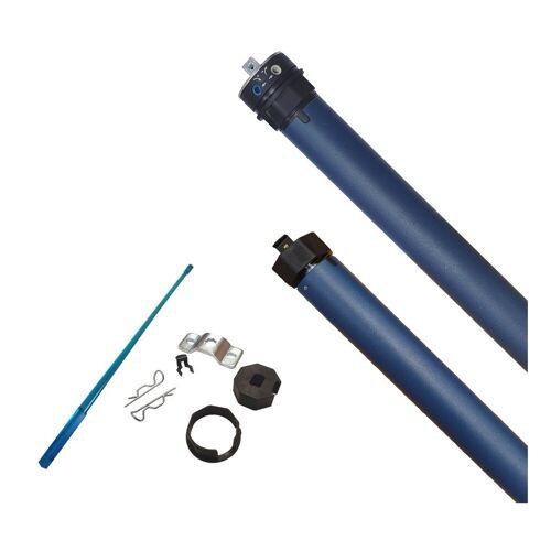 heicko e-ast GmbH Rollladenmotor »Rollladenmotor/Rollladenantrieb, für 40er und 60er 8-Kantwelle, verschiedene Stärken«, 10 Nm / 23 kg 60 cm