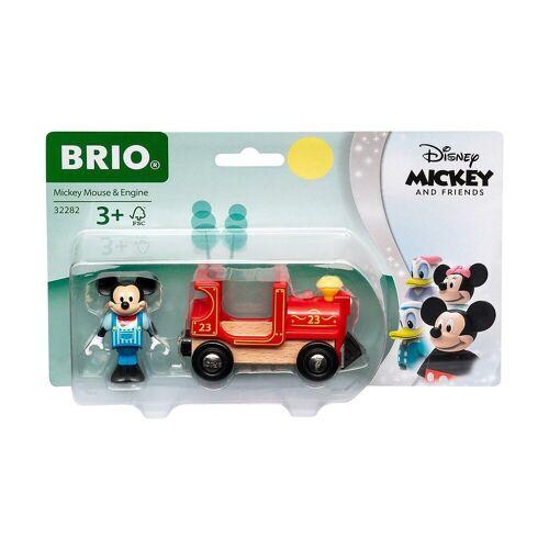 Brio Spielzeug-Eisenbahn »BRIO Micky Maus Lokomotive«
