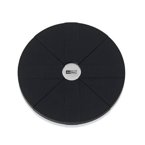 AdHoc Topfuntersetzer Topfuntersetzer FLEX schwarz