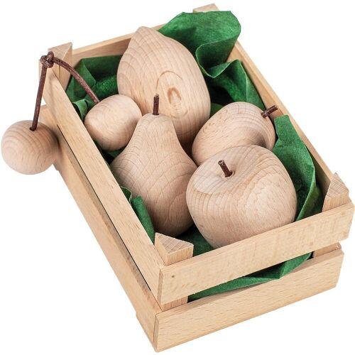 Erzi® Spiellebensmittel »Lebensmittel - Obst & Gemüse, 10-tlg.«