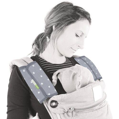 priebes Tragegurt »QUIRIN Gurtpolster-Set für die Babytrage - Prisma,«