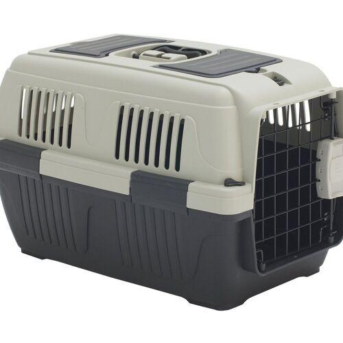 Dehner Tiertransportbox »Transportbox Juno für Hund/Katze, 50 x 33 x 29 cm«