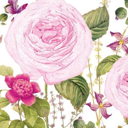 PPD Papierserviette »Princess Rose 20 Stück 33 cm«