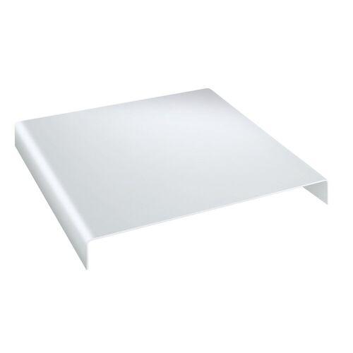 BRESSER PVC-Auflage »BR-AR1 Acrylpodest 24x24x5cm weiß«