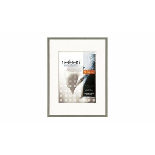 nielsen Bilderrahmen »63051 Metallbilderrahmen C2 30x40 63051 struktur g«
