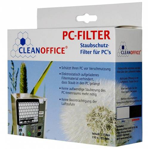 CLEANOFFICE CleanAir-Filter 16.800.00.00 PC-Filter