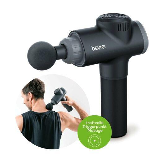 BEURER Massagepistole »MG 180 MASSAGE GUN Muskelmassagegerät (64423)«, 7-tlg., Gezielte Muskelmassage zur Aktivierung und Regeneration