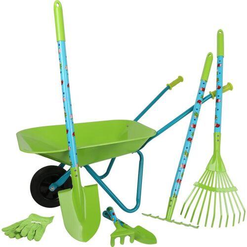 Small Foot Spielzeug-Gartenset »Großes Gartenset mit Schubkarre«
