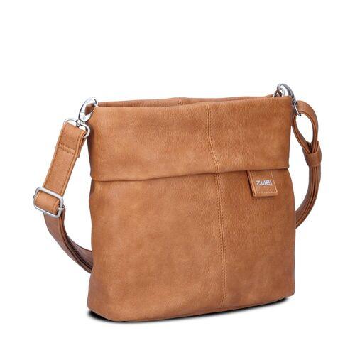 Zwei Umhängetasche »Handtasche Mademoiselle M M8«, zimt