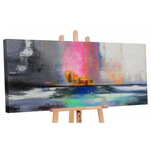 ART YS-Art Gemälde »Gleichgewicht 017«