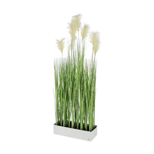 HTI-Living Kunstpflanze »Kunstpflanze auf Metallfuß«, , Höhe 150 cm
