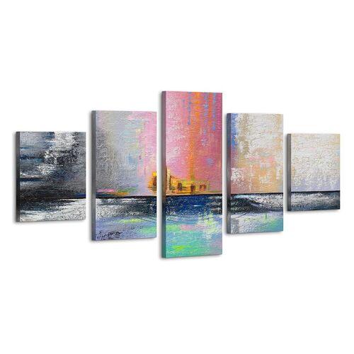 ART YS-Art Gemälde »Gleichgewicht III M001«