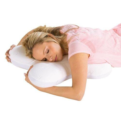 Bestschlaf Schlafkissen, »Visko-Schmetterlings-Kissen«,