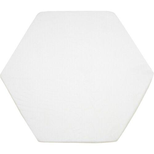 Alvi® Bettlaken »Spannbettlaken Trikot für 6- und 8-eckige«,