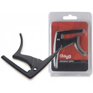 Stagg Stimmgerät »Kapodaster für Ukulele«, einfache Einhandbedienung