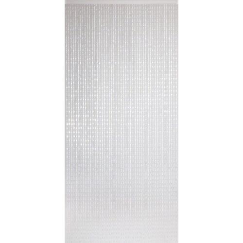 CONACORD Türvorhang »Türvorhang Vorhang Perlenvorhang Dekorationsvorhang Raumteiler Kristal transparent«, , hohe Strangdichte