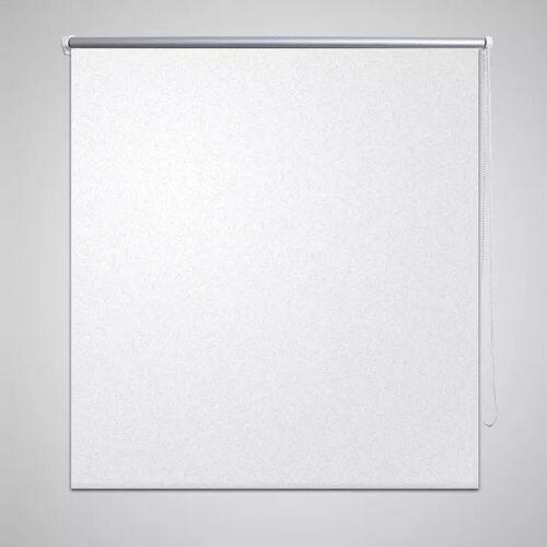 vidaXL Verdunklungsrollo »Verdunklungsrollo Verdunkelungsrollo«, , Weiß 40 cm x 100 cm