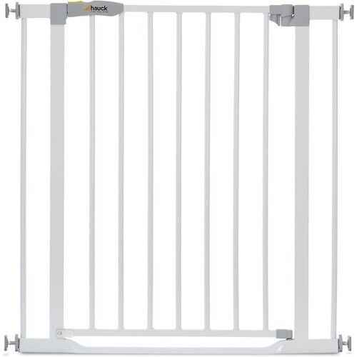 Hauck Türschutzgitter »Türschutzgitter Clear Step Gate ohne Bohren und«