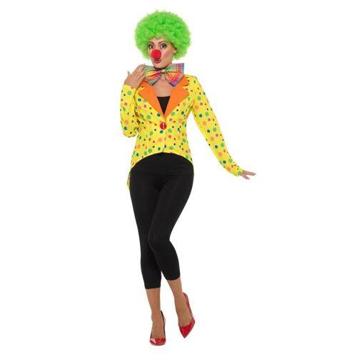 Smiffys Kostüm »Candy Clown Jacke für Damen« S