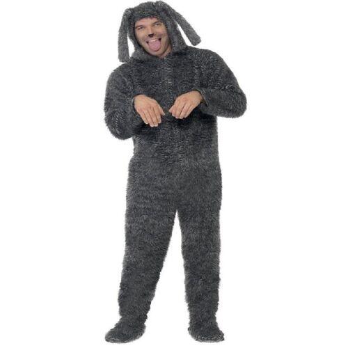 Smiffys Kostüm »Fluffy Hund Kostüm« L;M